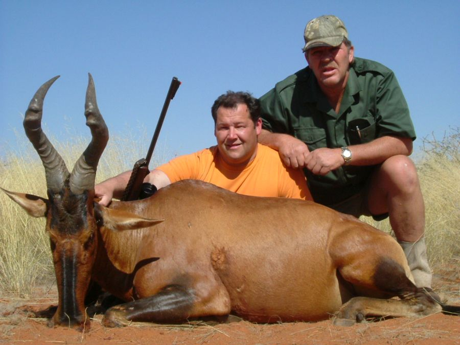 Waterbuck Trophy hunting Namibia
